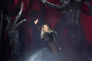 Jade Thirlwall Little Mix dancing performance at concert
