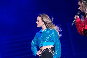 Perrie Edwards Little Mix Concert Photography