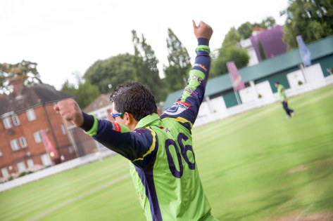 Lords Cricket Ground Event Player Celebration