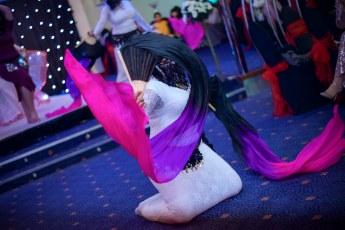 Zanga Zanga Fitness performance charity event Luton